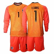 Maillot De Football 2020-2021 Uniforme De Football #1 Hugo Lloris Equipe De France 2 Étoiles T-shirt De Football + Short Convient Aux Adultes Et Aux Enfants