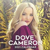Dove Cameron 2021 Calendar: 12-month 2021 Calendar With Beautiful Dove Cameron Photographs