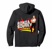 Wwe Ronda Rousey Cover 01 Sweat à Capuche